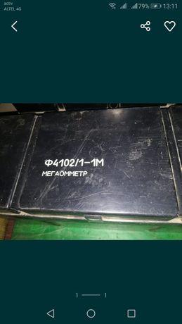 Продам мегаомметр