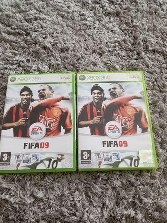 pret 15 lei Joc/jocuri Fifa 09 xbox360 original