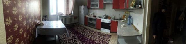 Продам 1 комантную квартиру по Абая студия