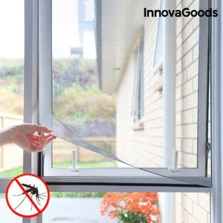 Мрежа за прозорци против комари - InnovaGoods