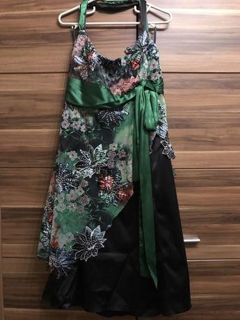 Дизайнерска рокля XL