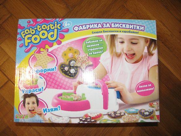 Играчка Фабрика за бисквитки