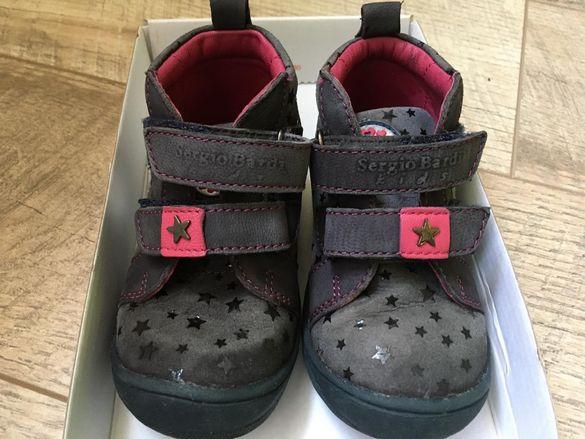 Детски обувки Sergio Bardi - 21 номер, естествена кожа