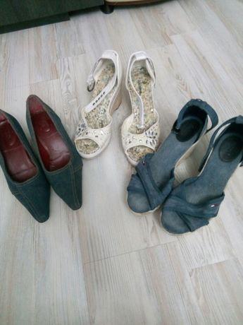 Сандали летни и обувки