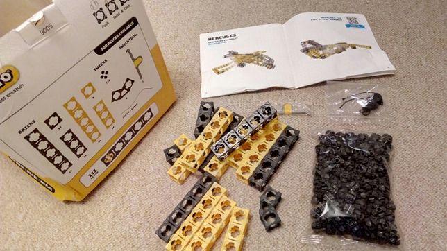 Lego Twickto avion macara si turn zgârie nor set made in Nederland joc