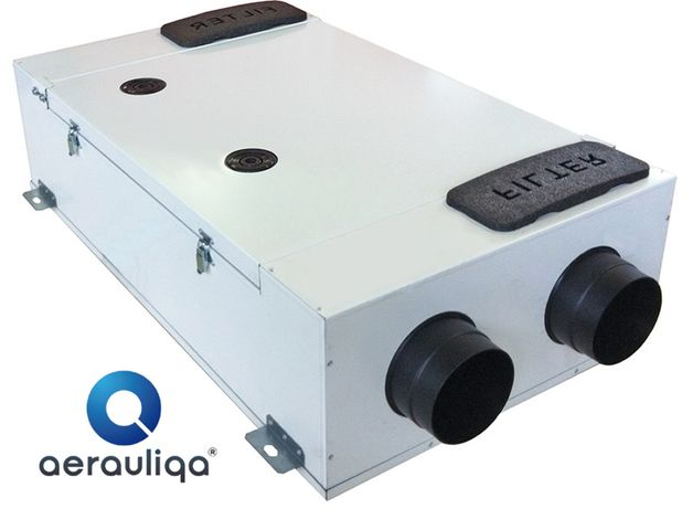 Aerauliqa QR230E Tavan Recuperator de caldura Centrala Ventilatie