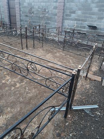Оградки Кресты Калитки и прочие изделия
