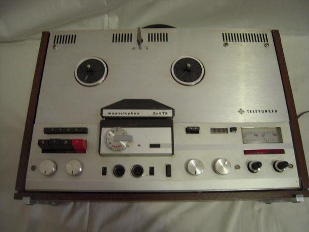 Vand magnetofon Telefunken M 204 TS E4