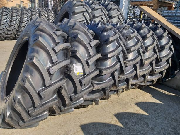 Cauciucuri noi tractor 13.6-24 fata 12PR anvelope rezistente garantie