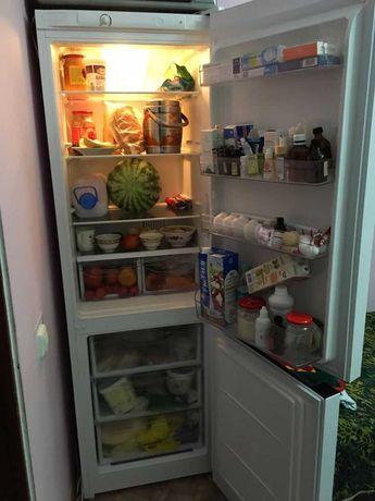 Холодильник 2-х камерный INDESIT 2-х метровый NO FROST как НОВЫЙ !