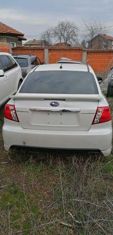 Subaru Impreza 2.5 на части