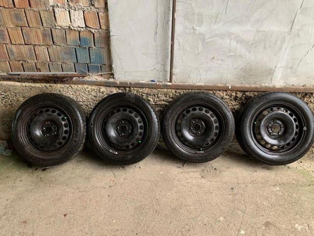 Jante tabla r16 -VW/Audi,SKODA ,SEAT 5X112 et 42 et 50 iarna