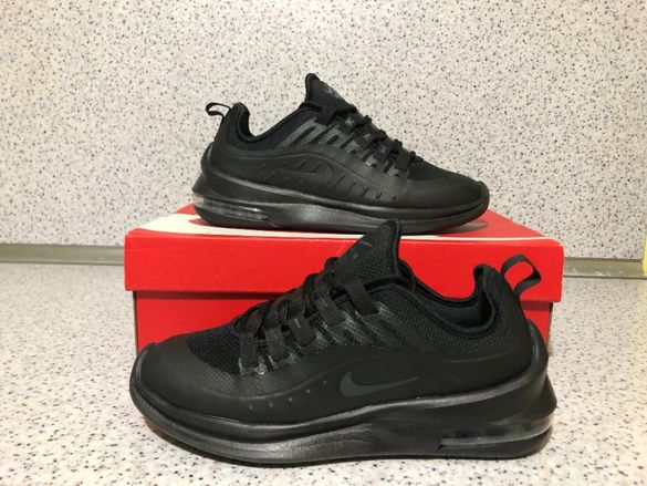 НОВО *** Nike Air Max Axis / Triple Black Anthracite