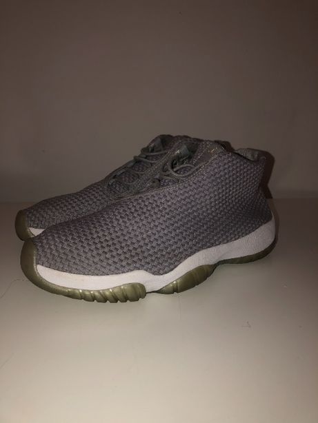 AIR JORDAN Future 'Wolf Grey' - 44