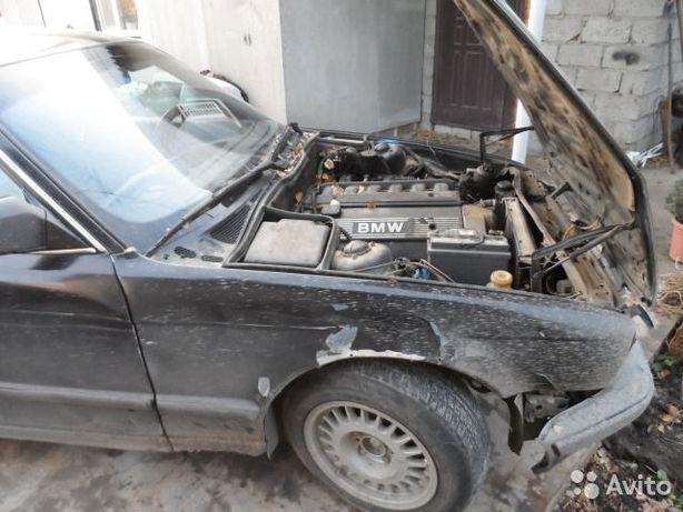 BMW двигатель м 50 б20 в разборе и др зп на е 34 е 36
