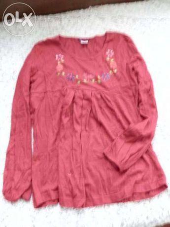 нова блузка в червено