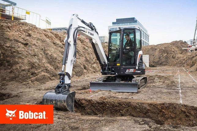 Inchiriez miniexcavator Bobcat