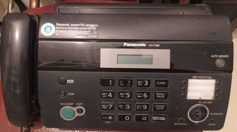 Факс KX -FT984 - Panasonic