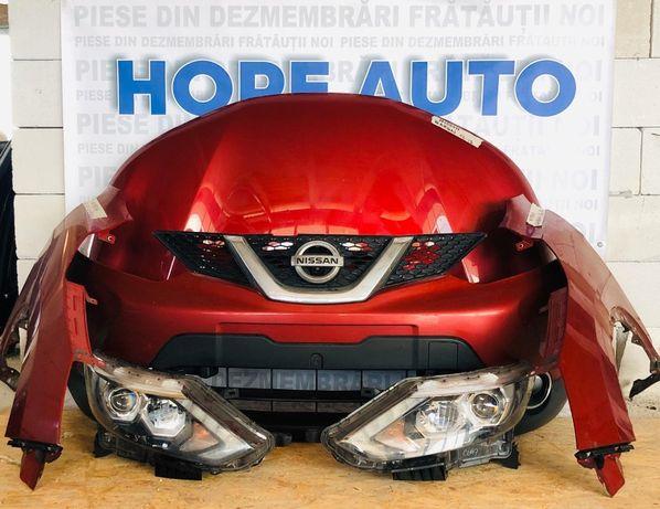 Fata Completa Nissan Qashqai 2012 2016 Capota bara fata Far Radiator