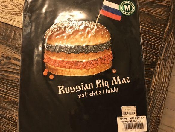Оргинална Руска тениска