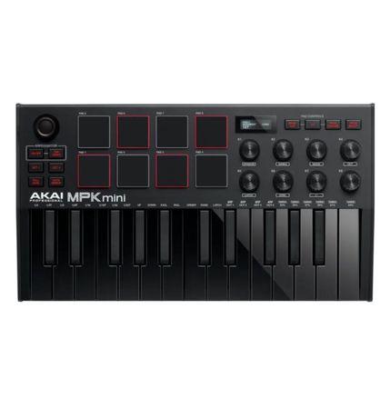 AKAI mpk mini III Black синтезатор
