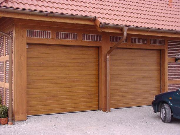 Автоматические секционные гаражные ворота, рольставни, шлагбаумы, пуль