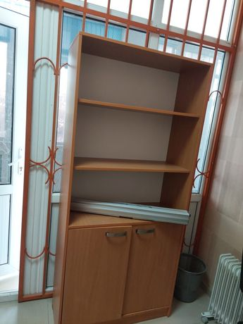 Шкаф офис компьютерный стул
