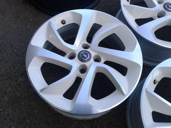 16'' 4x100x56,6 оригинални алуминиеви джанти за Opel Corsa.