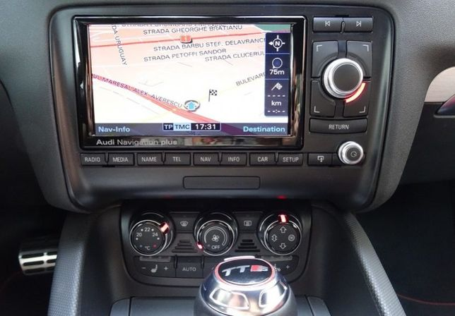 DVD Navigatie Audi RNS-E Harta 2021 Europa de Est, inclusiv Romania