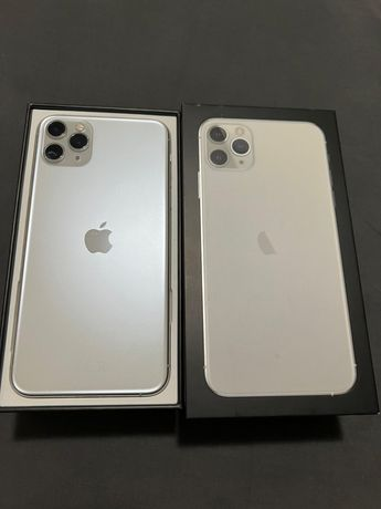Iphone 11 PRO MAX 256 Gb SILVER
