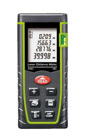 АКЦИЯ! Лазерная рулетка поможет измерить расстояние Быстро и точно60м