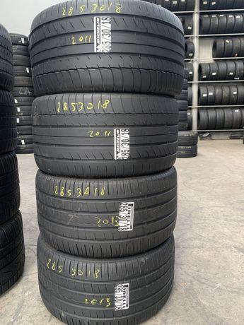 285/30/18 Pirelli Michelin
