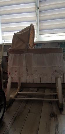 Люлька-кроватка колыбель качалка