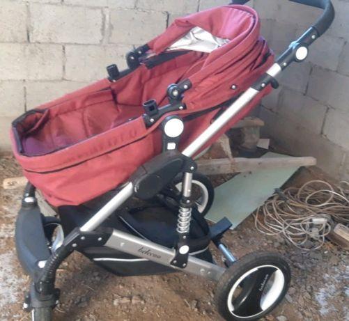 Продам коляску и кровать детскую