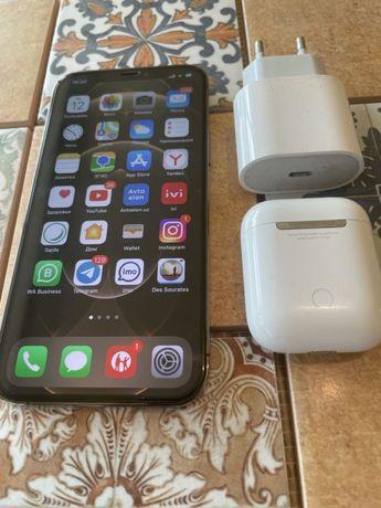 Айфон 12 Pro Graphite 128 gb+ Airpods 2 + Адаптер питания USB‑C