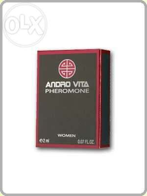 Andro Vita Women 2 ml, Parfum cu feromoni.