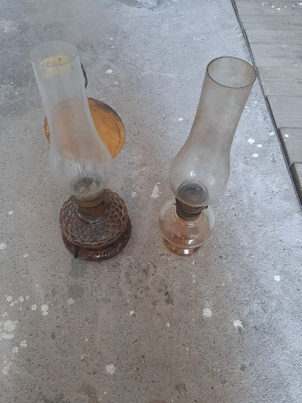2 бр газени лампи