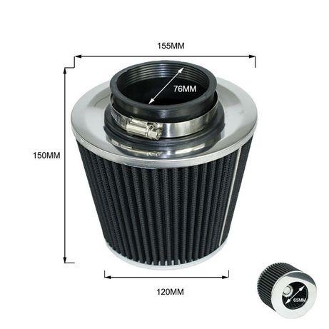 Спортен въздушен филтър конус Racing перящ се Tuning air filter