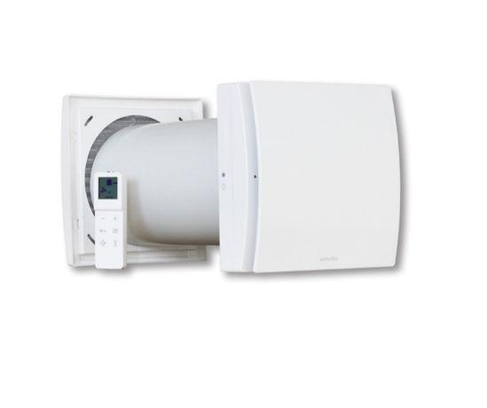 Aerauliqa Quantum Next 1420Lei Ventilatie Recuperare caldura telecoman