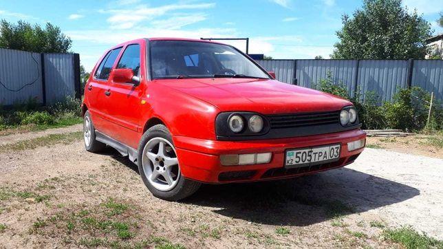 Volkswagen Golf 1995 года