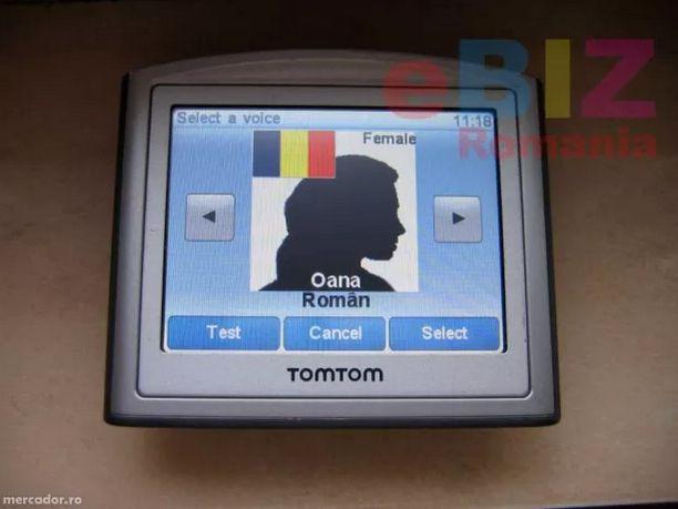 Actualizare harti GPS TOMTOM Europa + Romania detaliata 2021 NOU