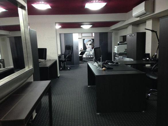 обзаведен луксозен офис под наем център Стара Загора