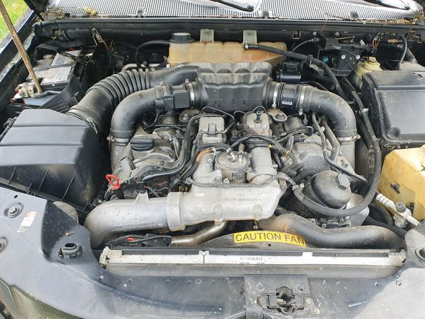 Motor mercedes ml 400cdi 184 kw