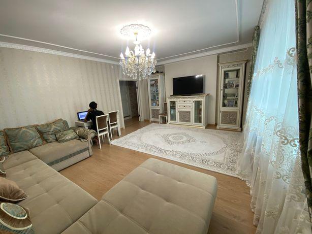 Продам 4х комнатную квартиру на Левом берегу в ЖК времена года Осень 2