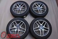 Set Roti Noi Originale Mercedes GLC AMG W253 Hankook 235/55 R19