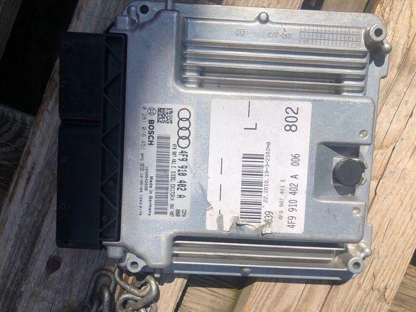 Компютър мотор AUDI A6 4F 3.0 TDI Facelift 2009 239konq A4 A6 A5 Q7