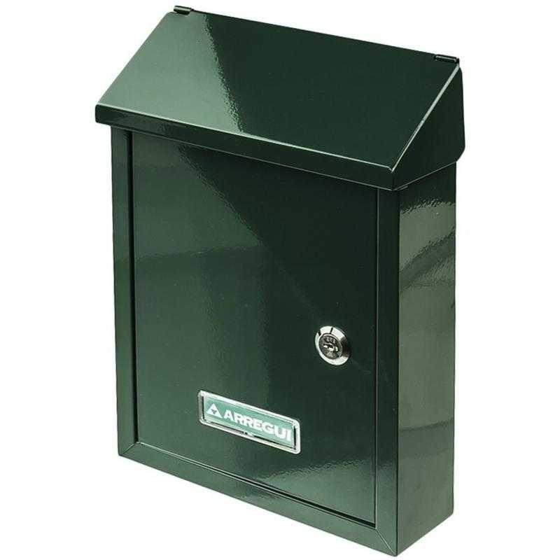 Почтовый ящик для частных домов