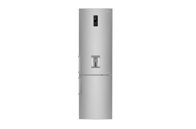 Combina frigorifica LG GBF60NSFZB,NoFrost, 339l,Clasa A++, cu garantie