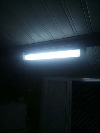 луменисцентна лампа