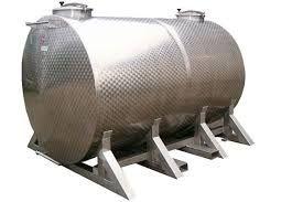 Bazine de inox de la 30L pana la 35.000L